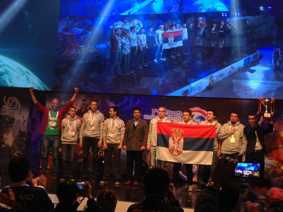World E-Sport Championsip 2015 (2)