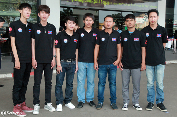 E-Sports កម្ពុជាទៅប្រកួត Asean Games for E-Sports នៅម៉ាឡេស៊ី ព្រឹកនេះ